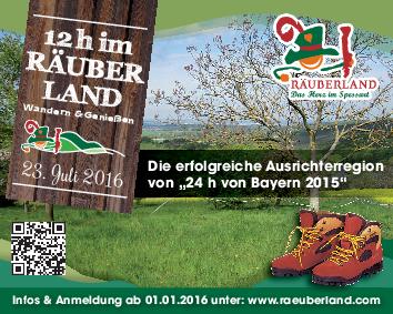 12 Stunden im Räuberland