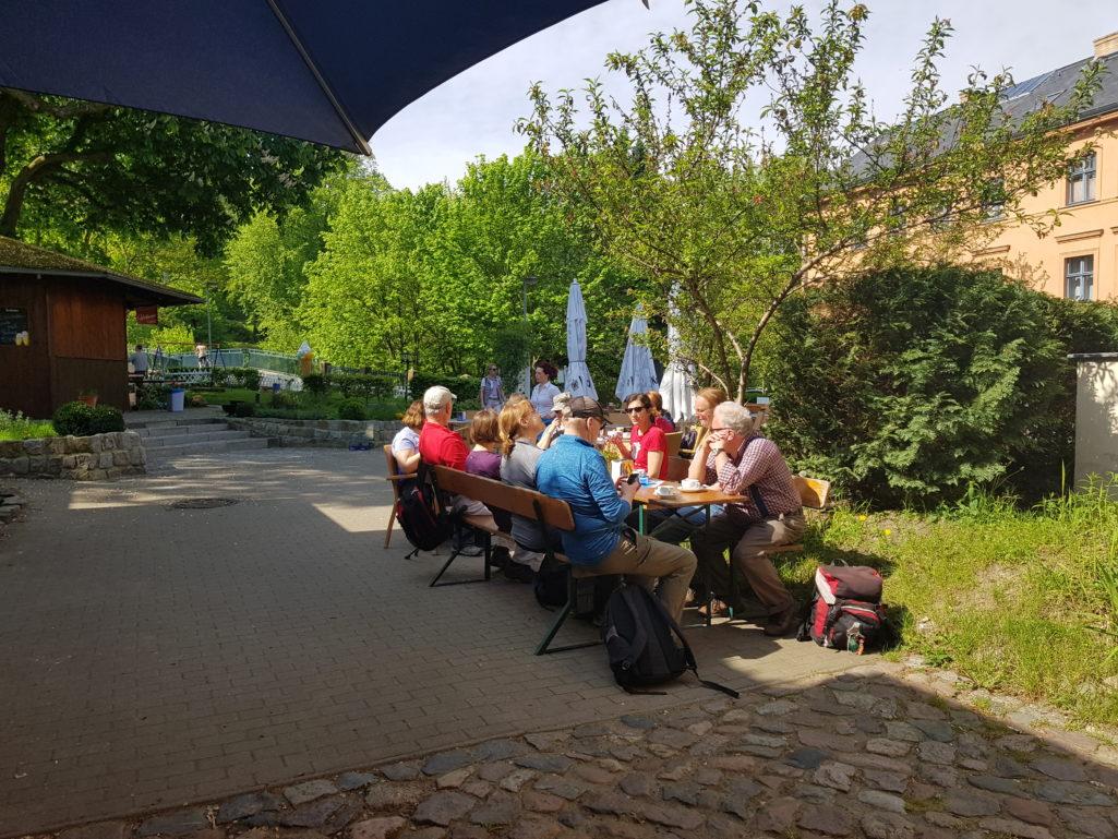 Cafe Wartmann's in Klein Glienicke