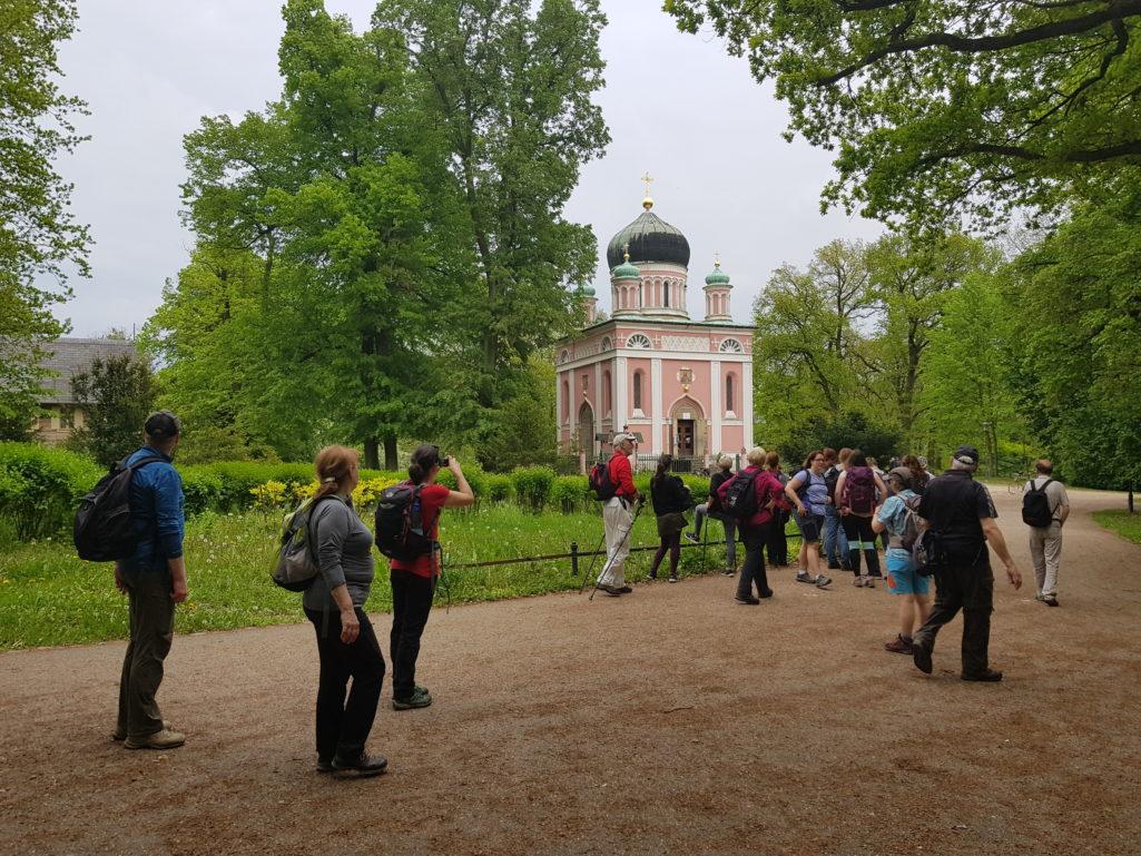Russisch-orthodoxe Kirche auf dem Kapellenberg