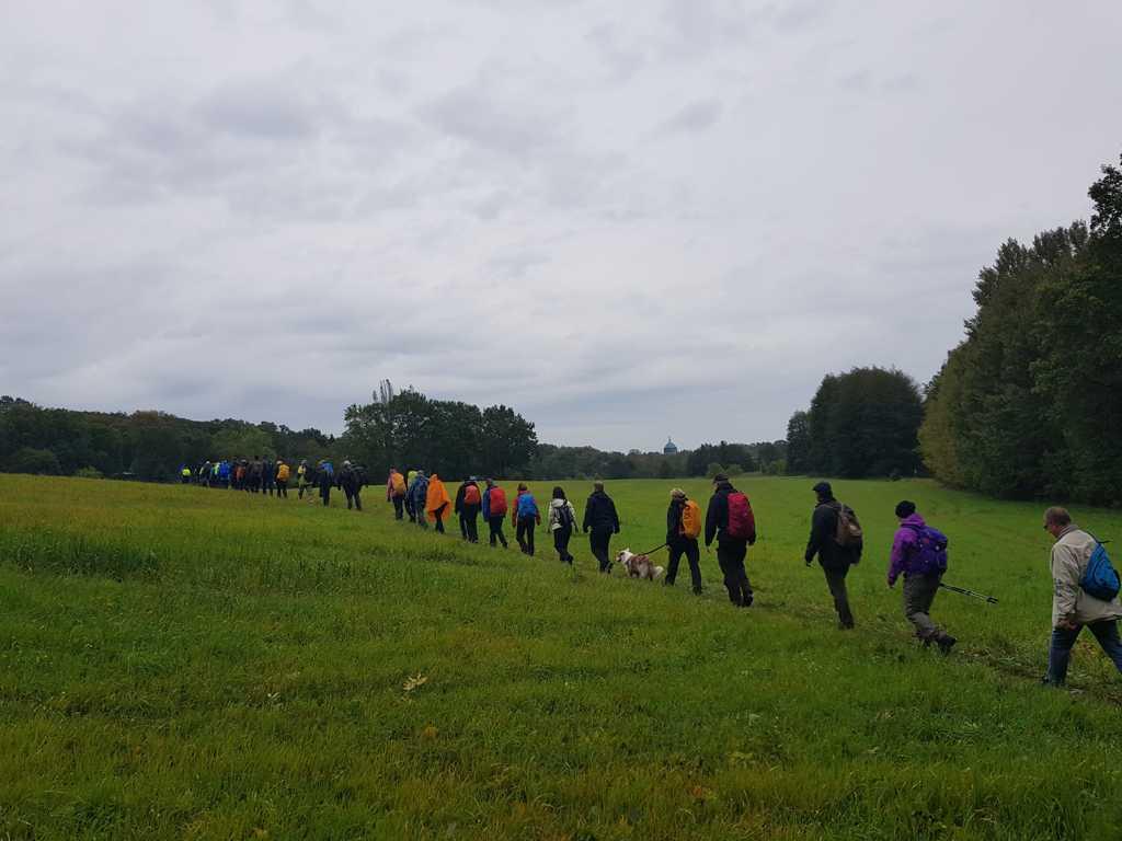 Neu! 100 km in Potsdam-Havelland auch ohne geführte Wanderung