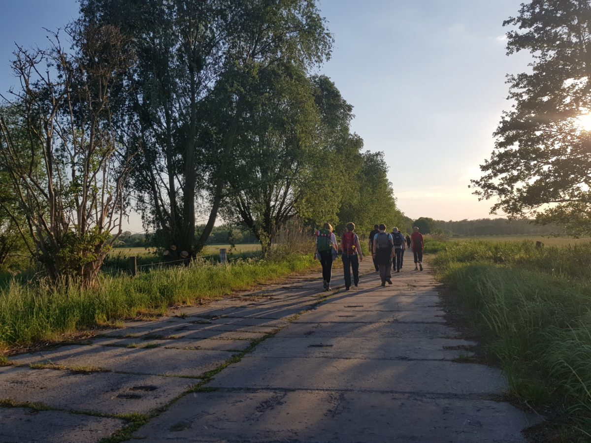 Tag des Wanderns 2019 – Sonnenuntergangswanderung